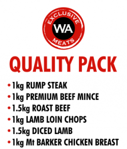 Quality Meat Pack