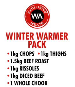 Winter Warmer Meat Pack